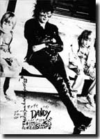 "Blixa and 2 girls who came into the scene by coincidence,(Blixa waiting for the bus, but never entering, they pass by); actually a short film was planned with the title: "" Ways to Wait For Death"""